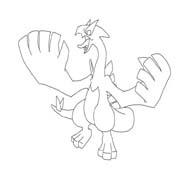Pokemon 2 da colorare 135