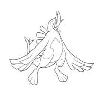 Pokemon 2 da colorare 136