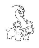 Pokemon 2 da colorare 150
