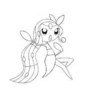 Pokemon 2 da colorare 151