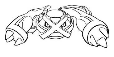 Pokemon 2 da colorare 156