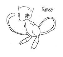 Pokemon 2 da colorare 161
