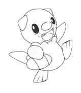 Pokemon 2 da colorare 175