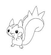 Pokemon 2 da colorare 176