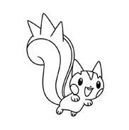 Pokemon 2 da colorare 177