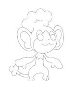 Pokemon 2 da colorare 182