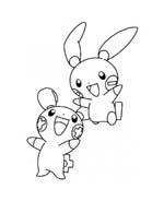 Pokemon 2 da colorare 189