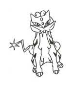 Pokemon 2 da colorare 198