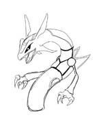 Pokemon 2 da colorare 203