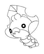 Pokemon 2 da colorare 231