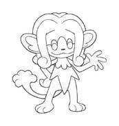 Pokemon 2 da colorare 235