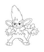 Pokemon 2 da colorare 236
