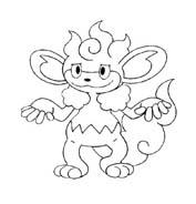 Pokemon 2 da colorare 237
