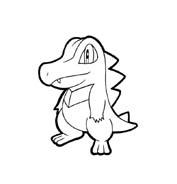 Pokemon 2 da colorare 279