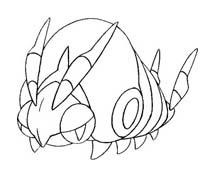 Pokemon 2 da colorare 293