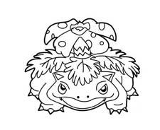 Pokemon 2 da colorare 295