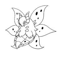Pokemon 2 da colorare 300