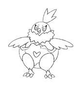 Pokemon 2 da colorare 301