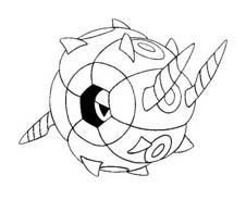 Pokemon 2 da colorare 306