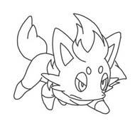 Pokemon 2 da colorare 319