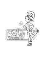Polly pocket da colorare 34