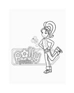Polly pocket da colorare 118