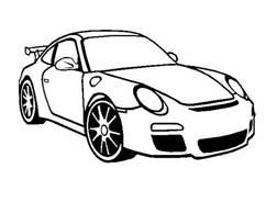 Automobile da colorare 380