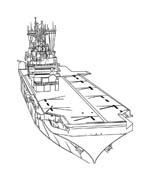 Nave e barca da colorare 128