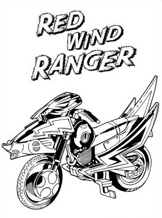 Power rangers da colorare 167