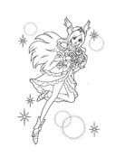 Pretty cure da colorare 18