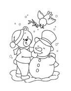 Natale 2 da colorare 317