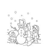 Natale 2 da colorare 344