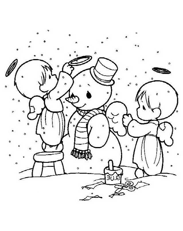 Natale 2 da colorare 356