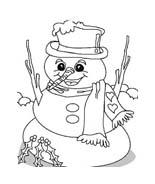 Natale 2 da colorare 358