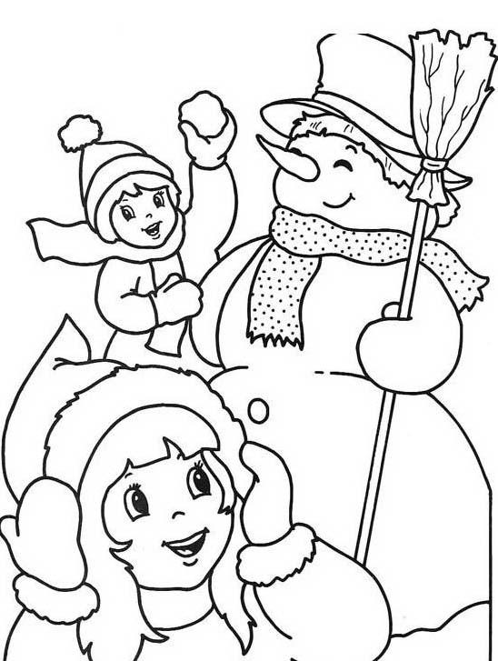 Natale 2 da colorare 359