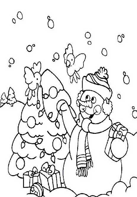 Natale 2 da colorare 365
