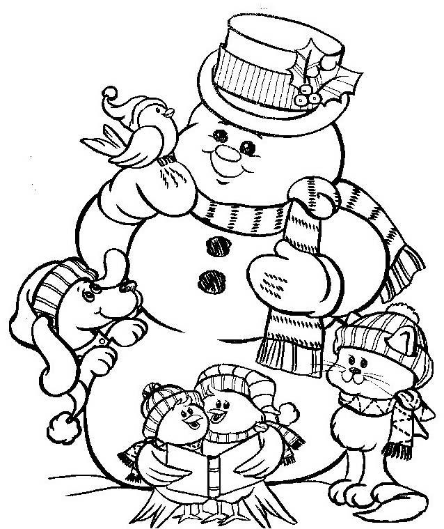 Natale 2 da colorare 371
