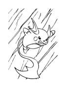 Pokemon 2 da colorare 329