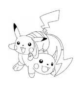 Pokemon 2 da colorare 330