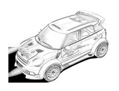 Automobile da colorare 382