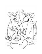 Ratatouille da colorare 39