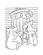 Ratatouille da colorare 75