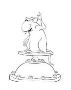 Ratatouille da colorare 85