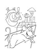 Ratatouille da colorare 124