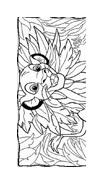 Il re leone da colorare 97