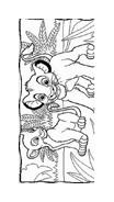 Il re leone da colorare 121
