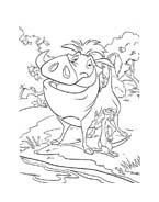 Il re leone da colorare 225
