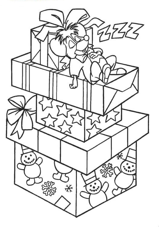 Natale 2 da colorare 394