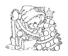Natale 2 da colorare 402