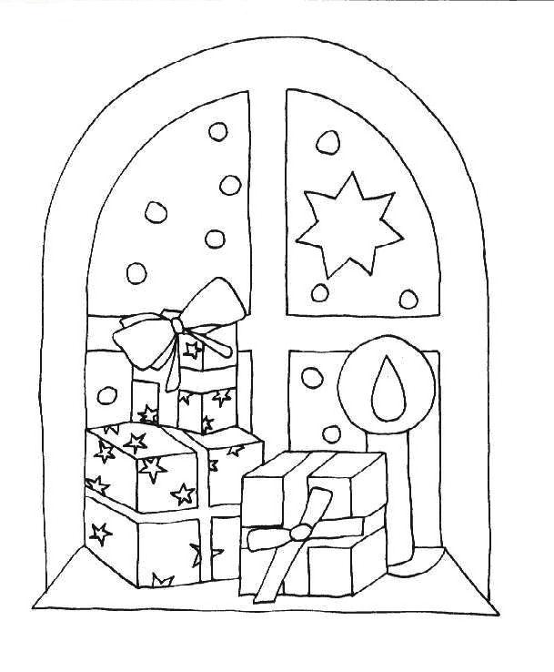 Natale 2 da colorare 411